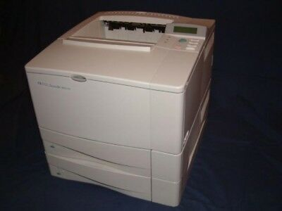 HP LaserJet 4000TN  Laser Printer C4121A Remanufactured 120 Day Warranty