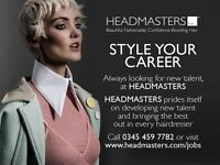 Hair Stylists required for Headmasters - Uncapped Comms - Full Training - Great Perks - FT/PT