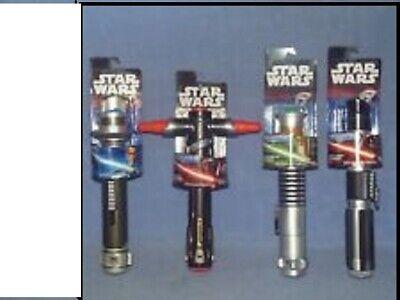 Star Wars Blade Builders Extendable Toy Lightsaber Red Blue Green Vader Luke ++