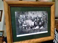 Four Birmingham City 10 x 8 inch Framed Images