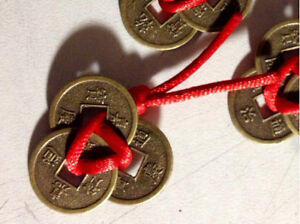 Lucky Chinese Feng Shui IChing coin sets (1set=3coins) Armadale Armadale Area Preview