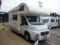 Motorhome HIRE London / Festival Hire / FREE EU COVER