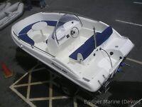 benton 505 boat