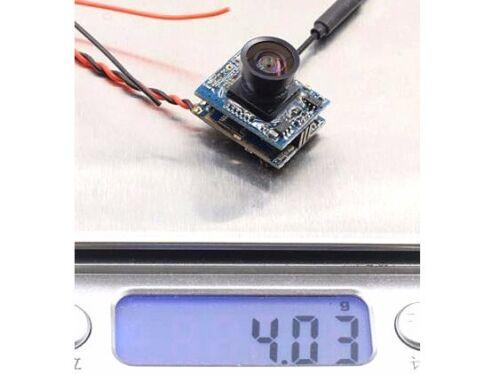 Rctimer 5.8G 25mW 40CH Tiny Cam&VTX / 4.0g