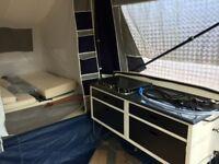 Camplet Concorde Trailer Tent