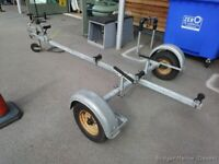 Bramber - used boat trailer only £450, fits up to 11ft boats for sale