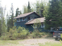 Camp on Sox Lake, Rossport, Schreiber Area