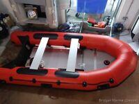 Waveline - waveline heavy duty dinghy, 3.5mtr in stock only £1099