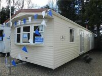 STUNNING DOUBLE GLAZED STATIC CARAVAN, 12 MONTH PARK - YORKSHIRE COAST - FEES INCLUDED!!!!