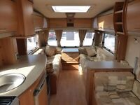 Swift Challenger 530 (2008) Touring Caravan 4BTH
