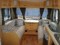 Elddis Avante 540 2011, very good condition