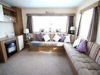 Static caravan for sale Thorness Bay Holiday Park, Isle Of Wight, 6 berth, 2 bedrooms, superb finish