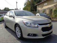 2015 CHEVROLET MALIBU LT WITH ONLY 4,000KMS!!! LOWEST PRICE!!!!!