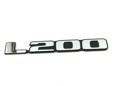 Genuine New MITSUBISHI L200 DOOR BADGE Side Emblem 1996-2005 TD GDI Pick...