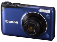 CANON Powershot A2200 14.1MP, CAMERA *New in box*