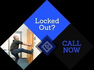 Lock Repair and Installation. 24/7 Lockout Service!