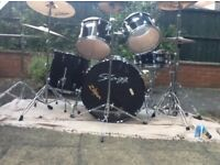 Drum kit must be sold today