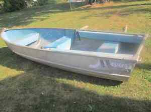 Looking for a dock to park my 12' aluminum boat for the season