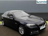 2013 BMW 5 Series 520D SE Diesel blue Automatic