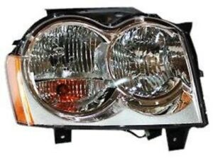 2005-2007 Jeep Grand Cherokee Headlights