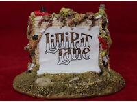 Lilliput Lane Scroll on the Wall - Rare