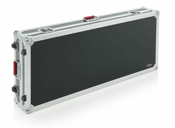 Gator G-Tour 61 Note Road Case with Wheels