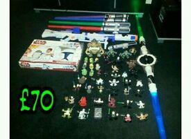 Starwars toys