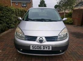 Renault Megane Scenic,only 75k 1.6 VVT Dynamic, Good Mechanical, £875