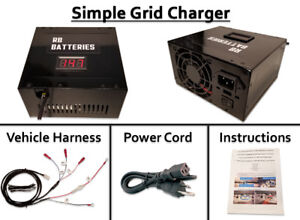 Grid Charger Opt Discharge 03 05 Civic Hybrid Re Ima Battery Performance Fits Honda