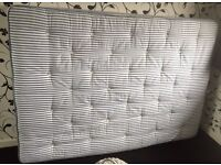 Free to Collector Double Mattress