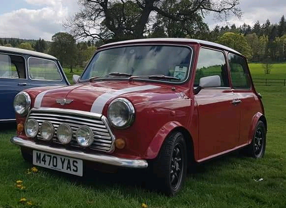 Classic 1994 Rover Mini Monte Carlo Limited Edition In Aberdeen Gumtree