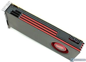 AMD Radeon HD 6870 video cards, 2 available