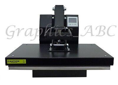 16x20 Landscape Auto Open Heat Transfer Press Semi Automatic Opening Sublimation
