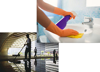 Experienced Cleaning Sub Contractors