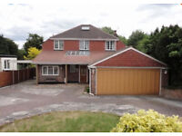 Modern 6 Bedroom detached house to rent, approx 20-30 mins from Central London