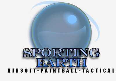 Sporting Earth Paintball