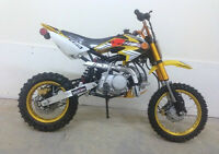 SUPER VENTE MOTOCROSS PIT BIKE 70CC 125CC 150CC MINI MOTO DEPOT