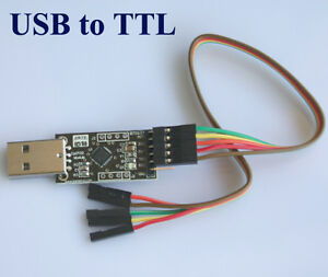 1x-USB-2-0-TO-RS232-Converter-UART-TTL-Serial-CP2102-For-Arduino-UNO-ATMEGA-PIC