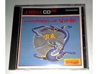 Game for Commodore CD32