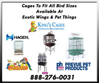 Bird / Parrot Cages