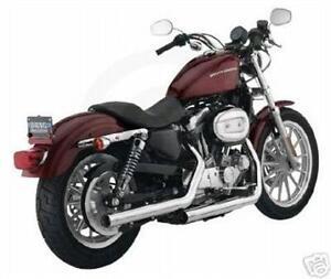 Harley Davidson Sportster 1200 Exhaust