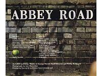 SUPER RARE BEATLES ORIGINAL SET OF ABBEY ROAD VICTORIAN STREET TILES WITH COA