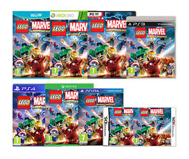 Lego Marvel Super Heroes All formats from Only £14.99