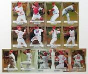 2012 St Louis Cardinals Team Set