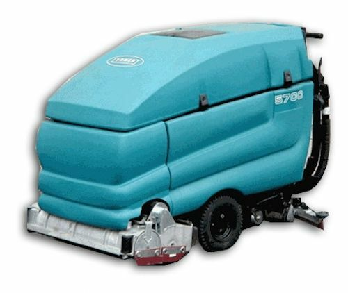 Reconditioned Tennant 5700 36 in Cylindrical Floor Scrubber