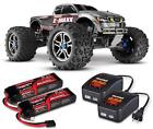 E-maxx Trucks Brushless