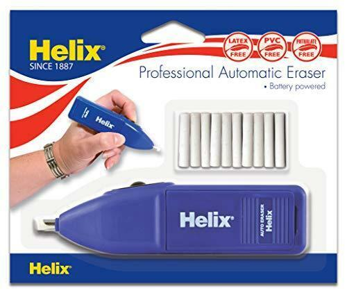 Helix Automatic Battery Powered Eraser (19060)