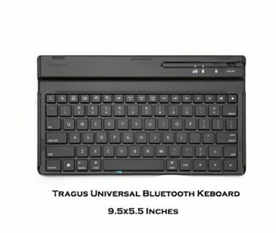 Targus Universal Wireless Bluetooth Keyboard Slim For Mac Android Apple tablets