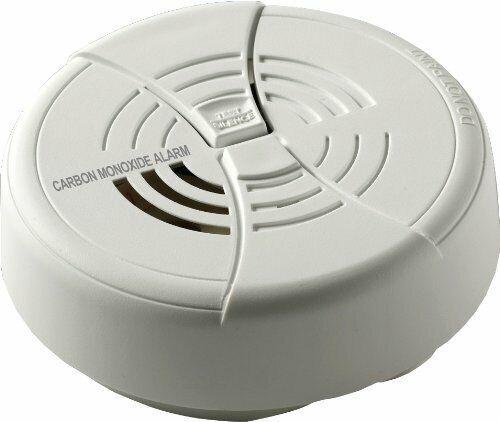 First Alert, BRK, Carbon Monoxide Alarm CO250B Battery Opera