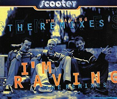 Scooter [maxi-cd] i'm raving-the remixes (1996)
